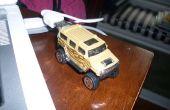 Hummer lecteur flash