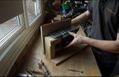 Construire une monture de banc de planificateur/dégauchisseuse