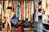 Comment faire pour nettoyer votre placard