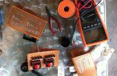 Prototypage 1500 Watts pur sinus onduleur géré par générateur DC