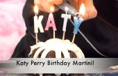 Katy Perry anniversaire Martini