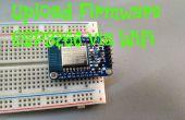 Télécharger le firmware ESP8266 via le WiFi
