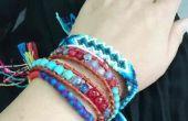 Comment faire des Bracelets d'amitié par vous-même