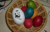 Le œuf de l'a-Team - un oeuf de Pâques jouer la mélodie du titre The a-Team si vous le secouez !