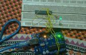 Programmation des AVR avec Arduino comme ISP sans Bootloader et Crystal externe