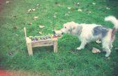 Wilbur en forme de planteur de jardin.