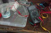 Créer un volt 2 rechargable batterie Ion aluminium/titane