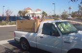 Camion de déménagement bricolage