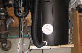 Comment faire un recycleur de l'eau de lessive (système d'eau grise)