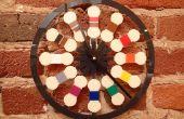 Horloge de Code couleur résistance