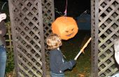 Faire une Pinata d'Halloween d'urgence