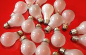 Recycler les vieilles ampoules
