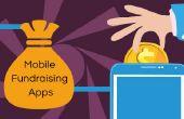 Top 5 applications de collecte de fonds Mobile