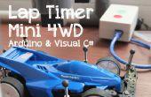 LAP Timer mini 4WD (capteur infrarouge)