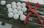 Comment faire une machine à boule de neige !