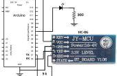 Construction d'une application Android pour communiquer avec le Module Bluetooth HC-06