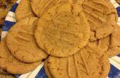 Classe mondiale Peanut Butter Cookies
