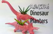 Planteurs de dinosaure