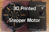 3D imprimé moteur pas a pas