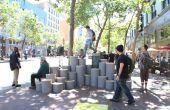 ShowBox - créez votre propre scène de rue et sièges