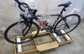 DIY vélo rouleaux