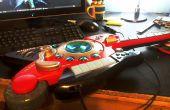 Convertir un jouet secouru un contrôleur MIDI