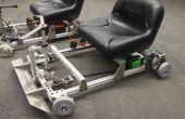 Chibikart : Prototypage rapide un Subminiature électrique Go-Kart à l'aide de Fabrication numérique et composants Hobby