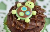 Comment faire des Cupcakes de tortue