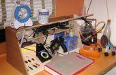 Station de travail portable Electronics / atelier