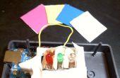 Capteur couleur Arduino