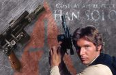 Comment faire Blaster DL-44 Han Solo