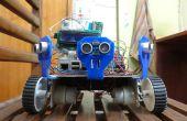 Ajouter 6 capteurs ultrasons Distance à framboise existant Pi Robot