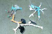 Faire un jouet Robot Kit