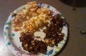 Chocolat et miel de Clusters