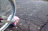 Craie-O-Lot, le moulin de craie trottoir Mega Bike avec craie rue !