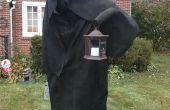 Reaper Cour Statue