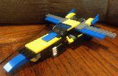 Transformateur de LEGO : Awesome « Starwars inspiré » transformateur ! Quel est son nom ? Vous décidez !