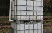 Château de traitement d'eau bricolage
