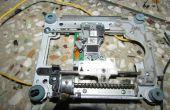 CD/DVD moteur bipolaire w/o microcontrôleur