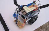 Ligne de Boe-Bot/Arduino robot qui suit