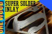 Super souder Inlay pour vos projets de menuiserie