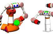 Le rêve... un Robot industriel de Hobby maison bras double...