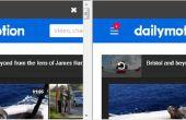 Afficher tout contenu Web comme réalité virtuelle