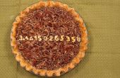 Érable Pecan Pie (environ)