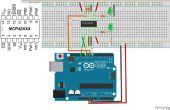 Potentiomter numérique MCP42100 avec Arduino