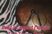 Construire un tambour de langue de réservoir de Propane Compact