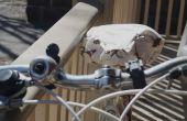 Housse de siège de vélo facile et rapide