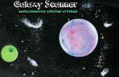 Scanner de la galaxie !  (faire des images planétaires à la maison)