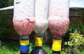 Solaire thermique pompe système hydroponique
