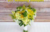Bouquet de fleurs sauvages bricolage